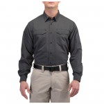 5.11 Tactical Men's Fast-Tac&#8482 Long Sleeve Shirt (Grey)