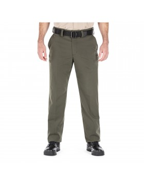 5.11 Tactical Men's Class A Flex Tac Poly/Wool Cargo Pant (Green)