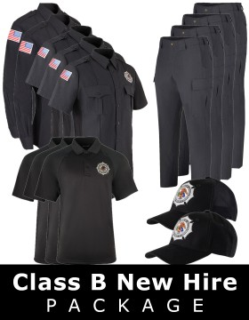 Men's New Hire Package
