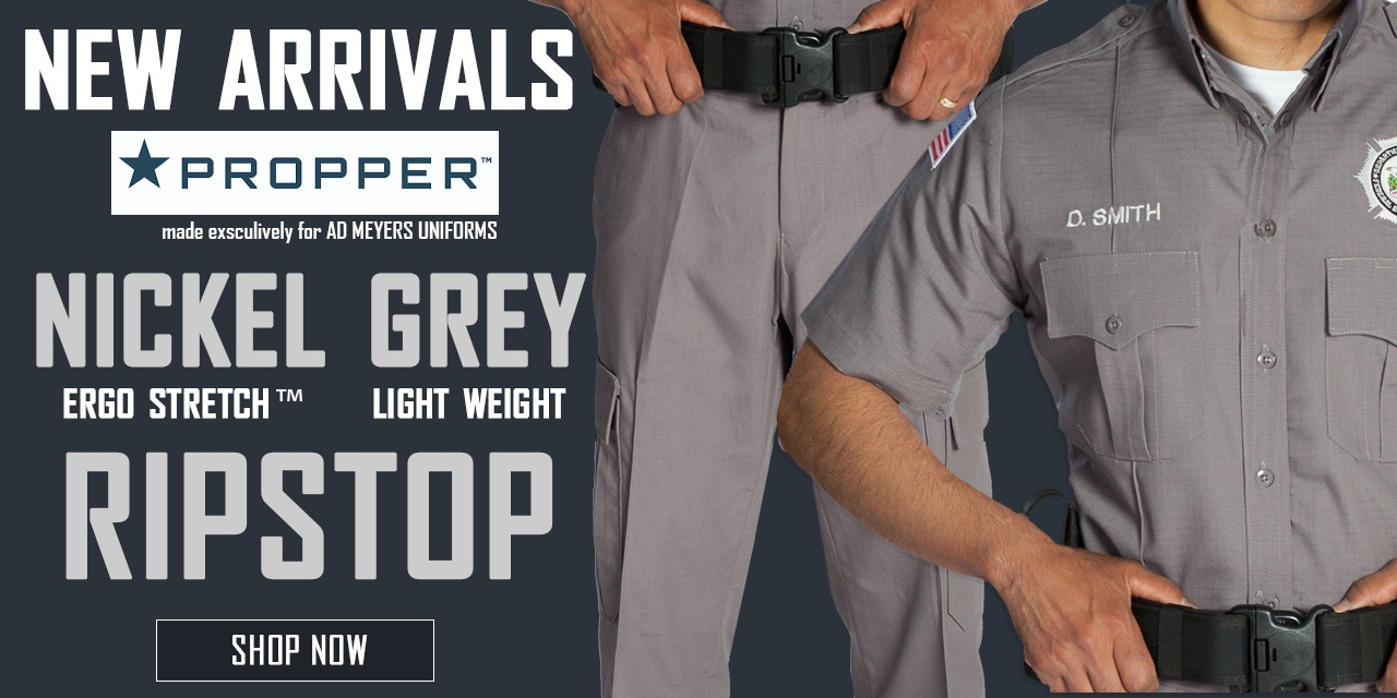 Propper Nickel Grey Uniforms